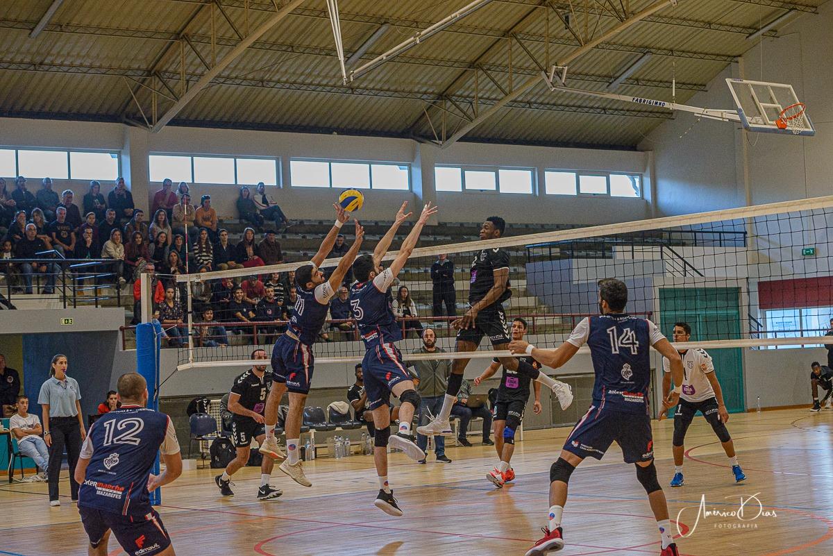 Voleibol Clube de Viana  perde com Fonte do Bastardo