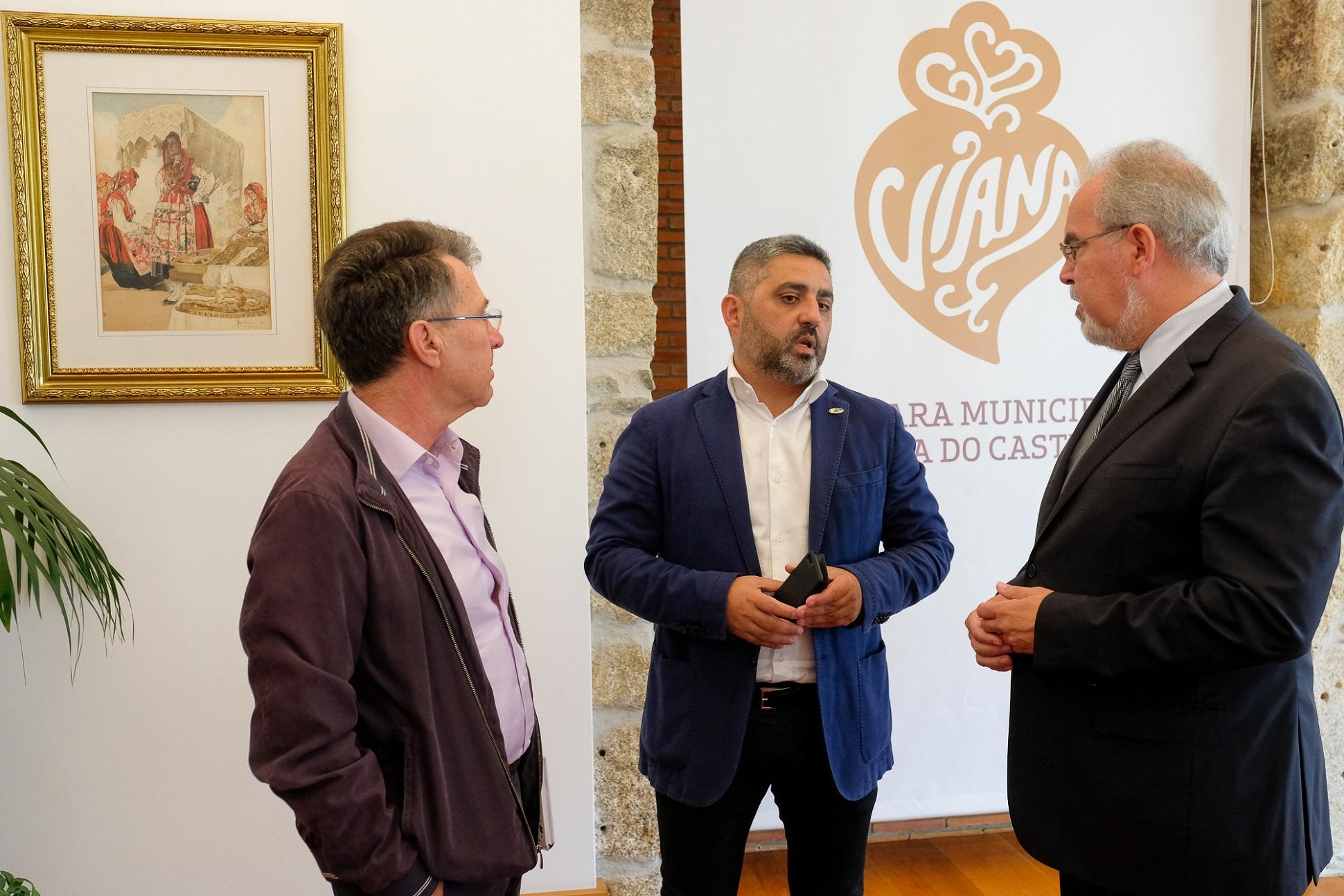 Viana do Castelo apresenta candidatura a Cidade Europeia do Desporto 2022