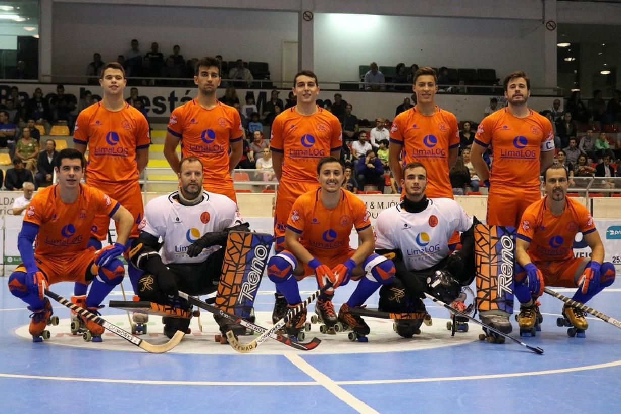Juventude de Viana inicia na Suiça prestação nas competições europeias