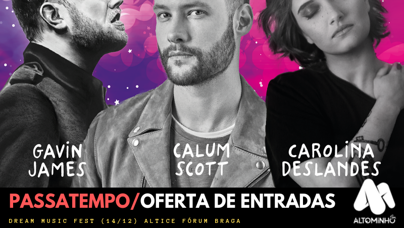** PASSATEMPO / OFERTA DE ENTRADAS ** Dream Music Fest