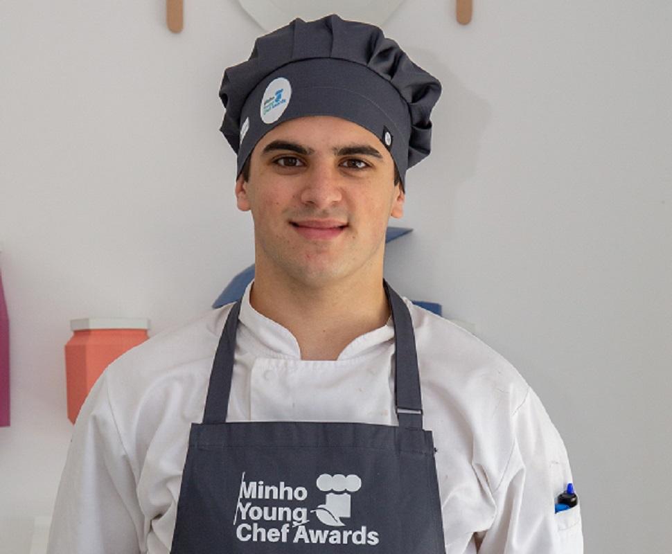 Jovem chefe minhoto vai representar Portugal nos European Young Chef Awards