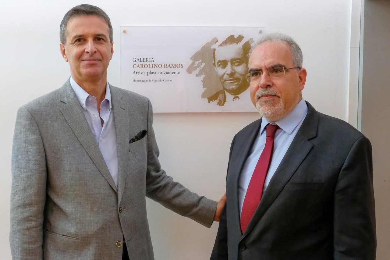 Herdeiro de Carolino Ramos doou 1.866 obras do artista a Viana do Castelo