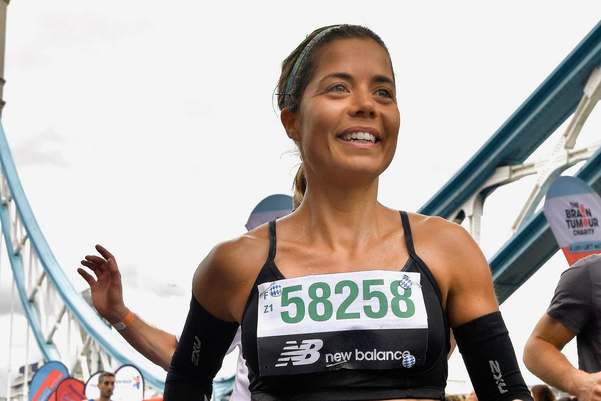 Apresentadora da TVI, Isabel Silva, treina para a Maratona de Nova Iorque no FeelViana