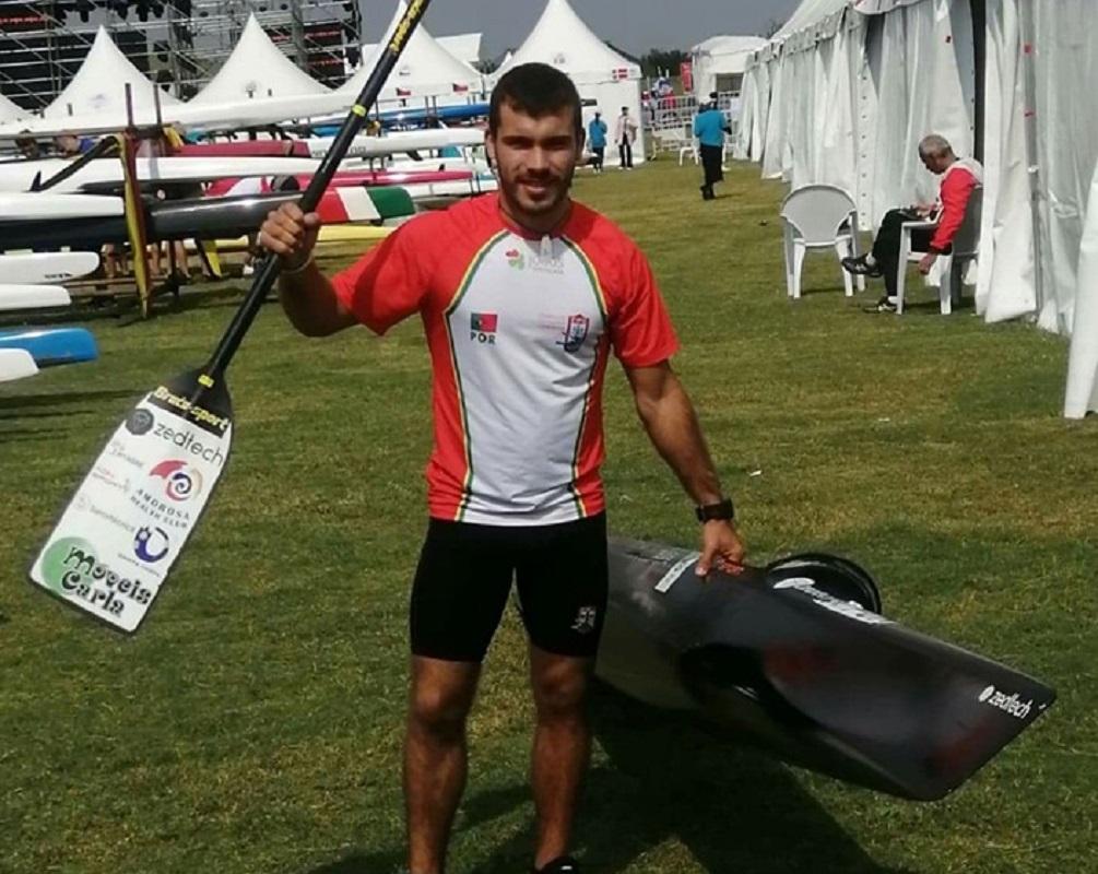 Sérgio Maciel quinto em C1 sub-23 nos Mundiais de maratona de canoagem
