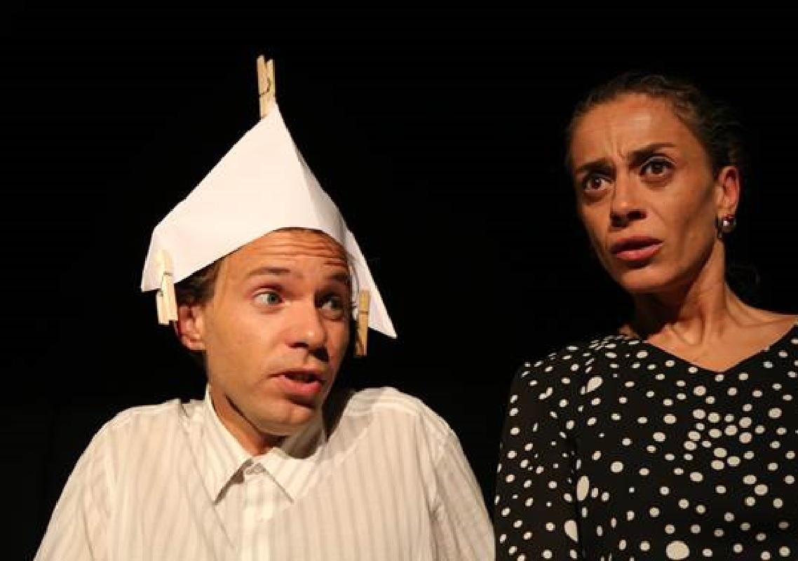 Espetáculo Bojador, a partir de obra de Sophia de Mello Breyner Andresen, no Café Concerto do  Sá de Miranda
