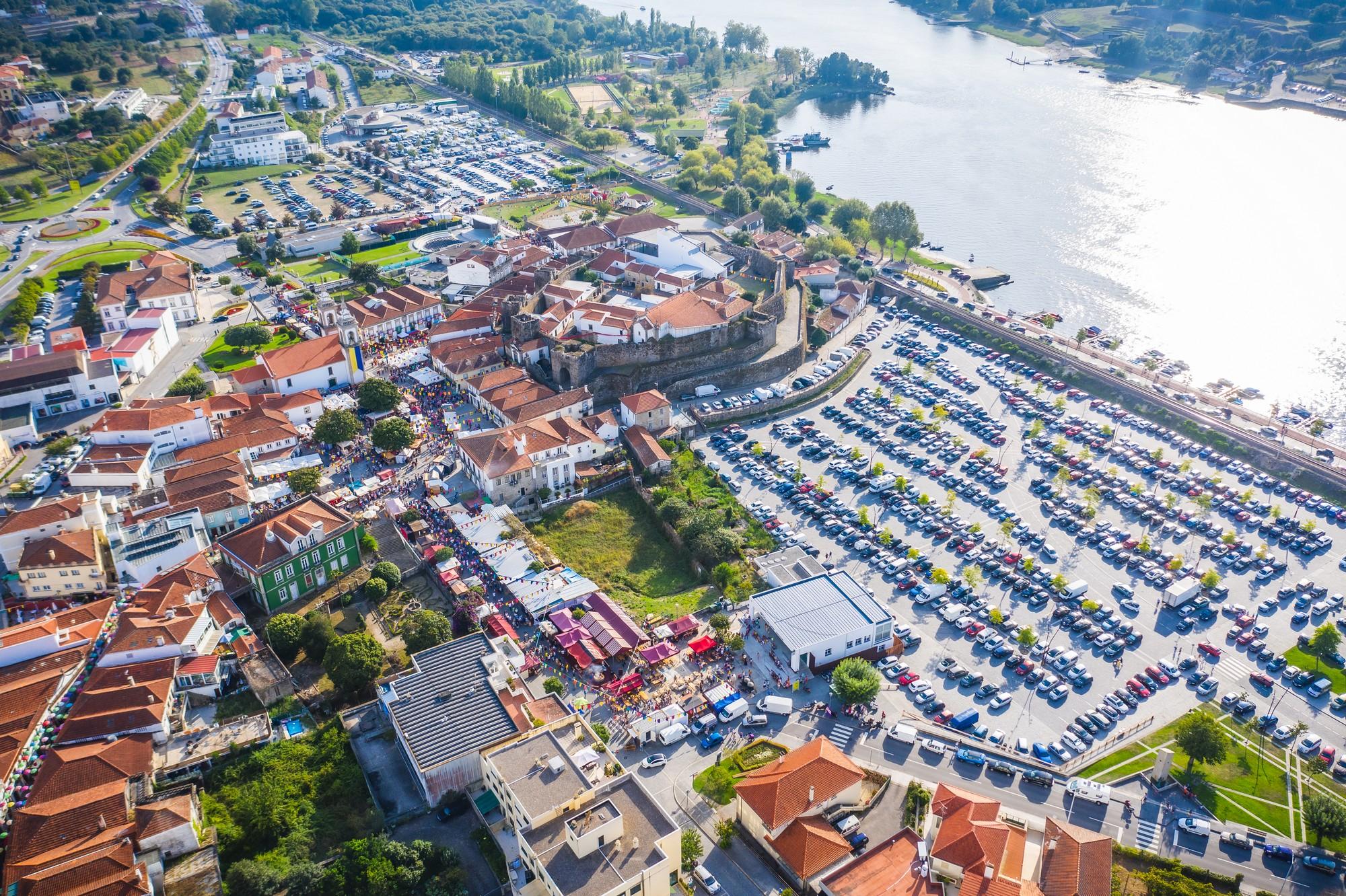 Cerveira já faz parte da Associação Portuguesa de Municípios com Centro Histórico