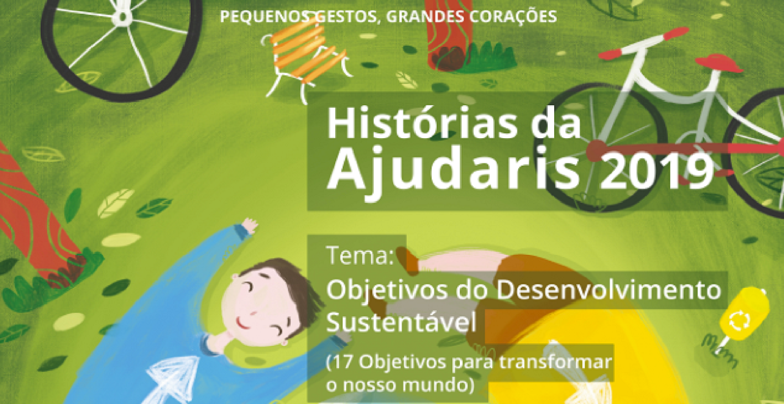 Histórias da Ajudaris lançadas no dia 16 em Viana do Castelo