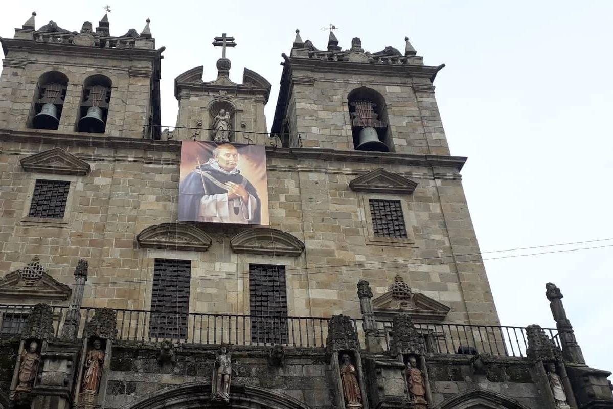 Braga acolhe Missa de Ação de Graças pela canonização de antigo arcebispo Bartolomeu dos Mártires