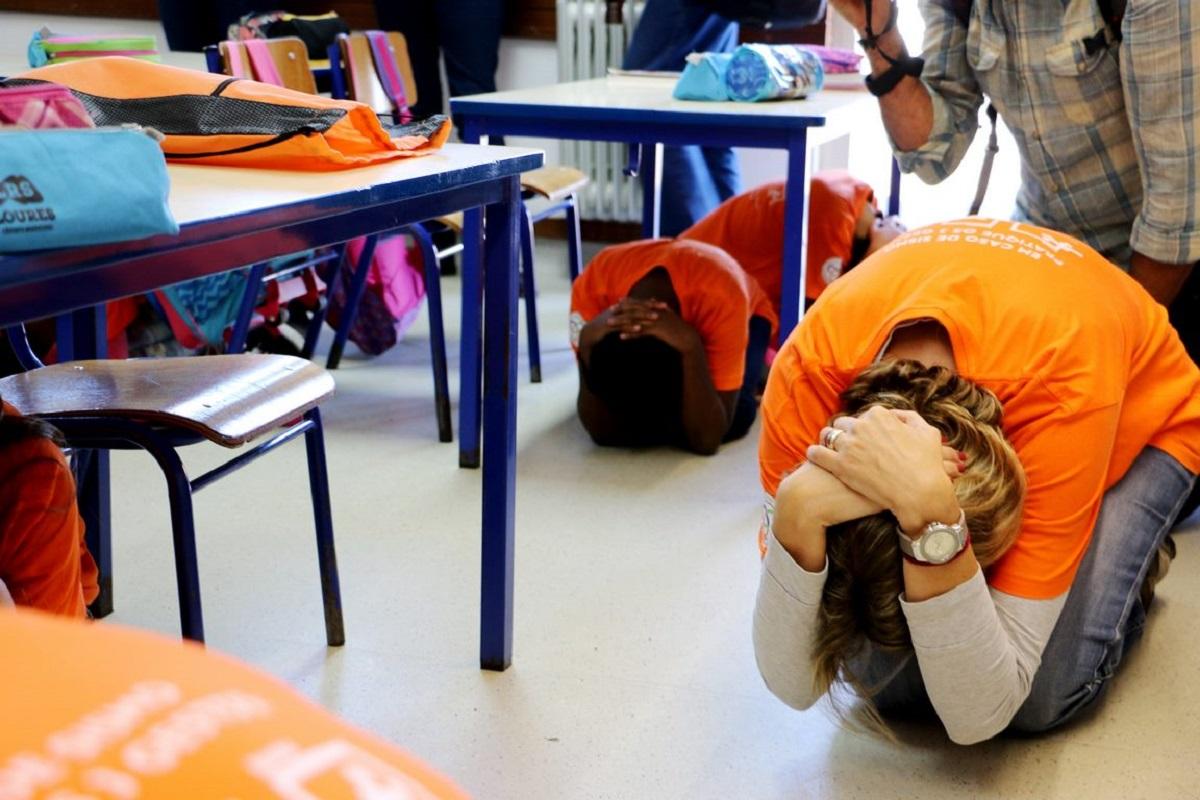 Cerca de 700 participantes em exercício de sensibilização para o risco sísmico em Melgaço