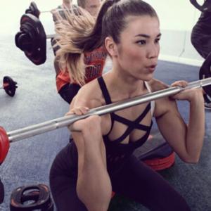 Dizer asneiras enquanto treinas, melhora a performance