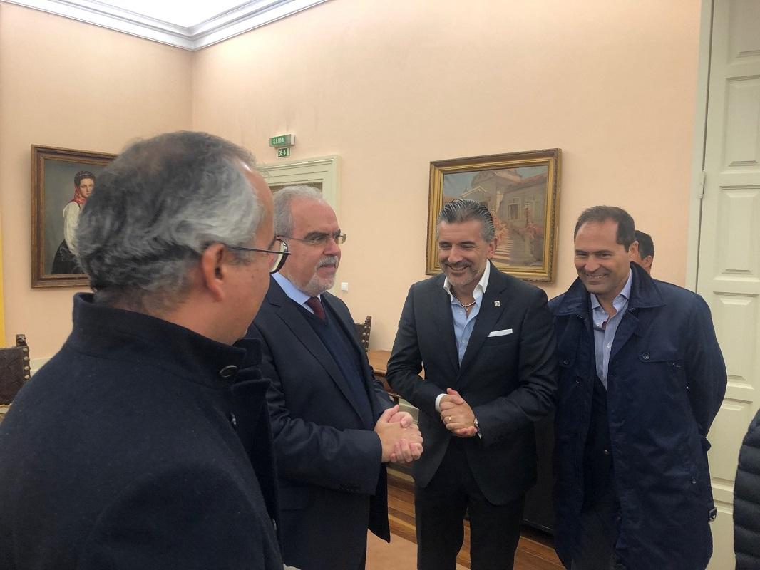 José Maria Costa aplaude investimento da Altice na fibra ótica por reforçar coesão territorial
