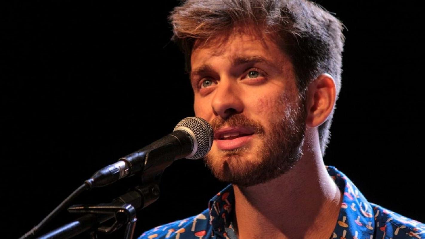 Tiago Nacarato atua dia 22 no centro cultural de Paredes de Coura