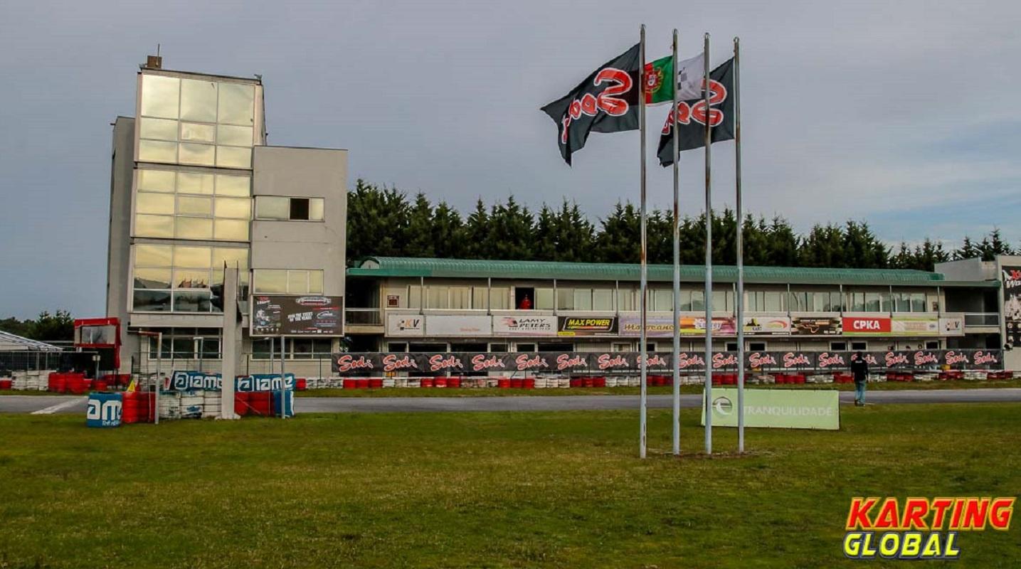 Kartódromo de Viana recebe em julho 2020 cerca de 200 pilotos de 20 países em Campeonato Mundial de Kart