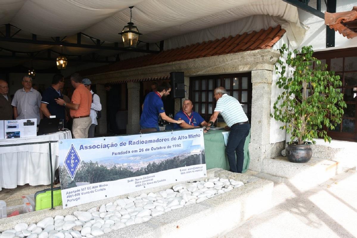 Radioamadores do Alto Minho reúnem-se em simpósio em Viana do Castelo