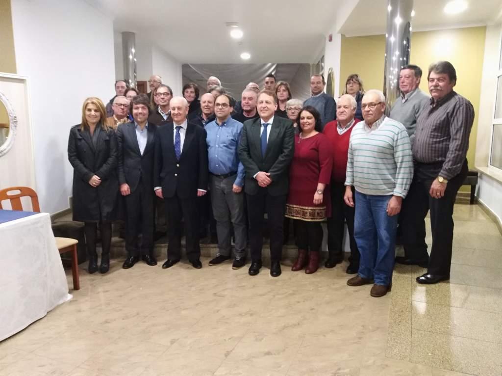 """Rui Rio diz que PSD """"ainda vai a tempo"""" de reconquistar a Câmara de Viana do Castelo ao PS"""
