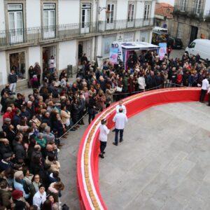 Viana em Movimento @ Bolo Rei Gigante (Viana do Castelo)