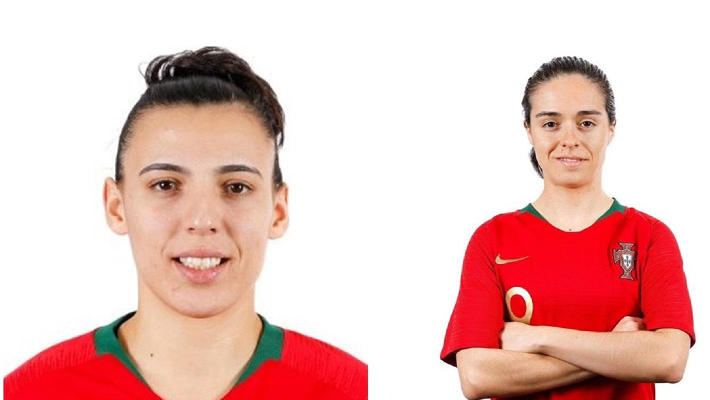 Carla Vanessa e Daniela Ferreira do Santa Luzia chamadas à seleção nacional