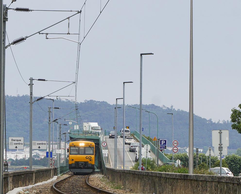 Infraestruturas de Portugal nega cancelamentos ou atrasos nas obras da Linha do Minho