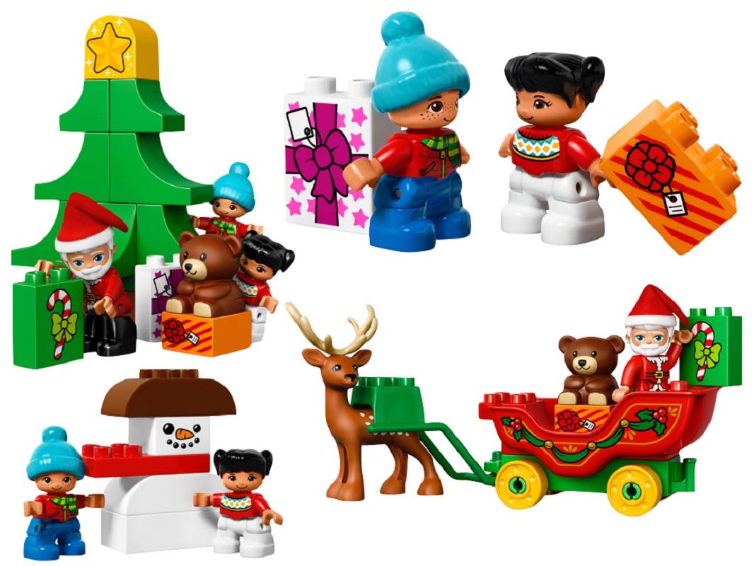 """Ponte de Lima acolhe a iniciativa """"O Lego® e a Magia de Natal"""""""