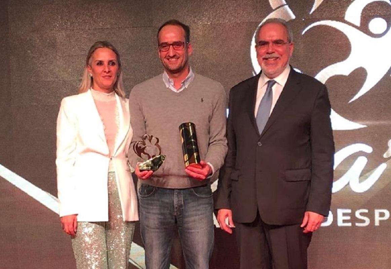 João Zamith, do Surf Clube de Viana, eleito Dirigente do Ano
