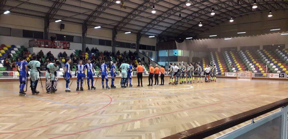 Juventude de Viana e HC Tigres empatam e continuam em zona de despromoção no nacional da primeira divisão