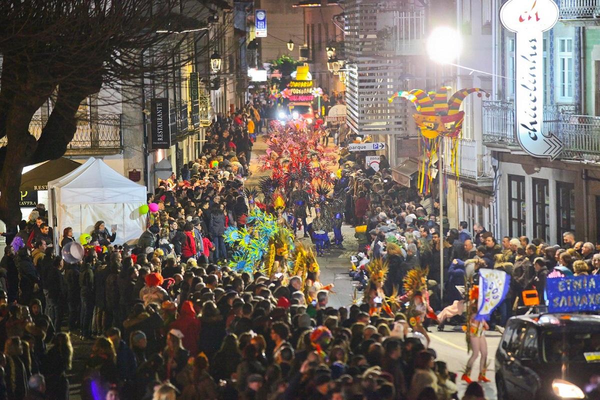 Desfile de Carnaval regressa às ruas de Caminha
