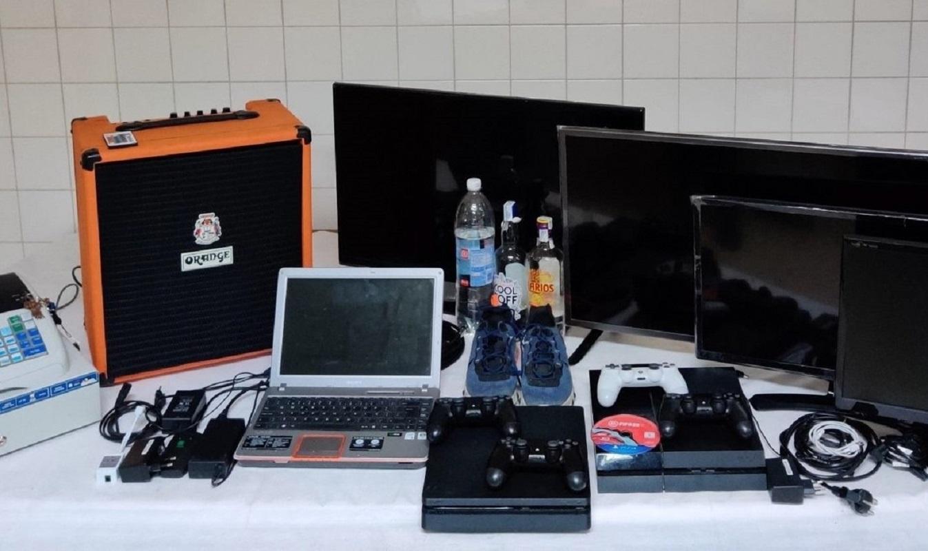 GNR de Viana do Castelo recupera material furtado no valor de 3.300 euros em Melgaço