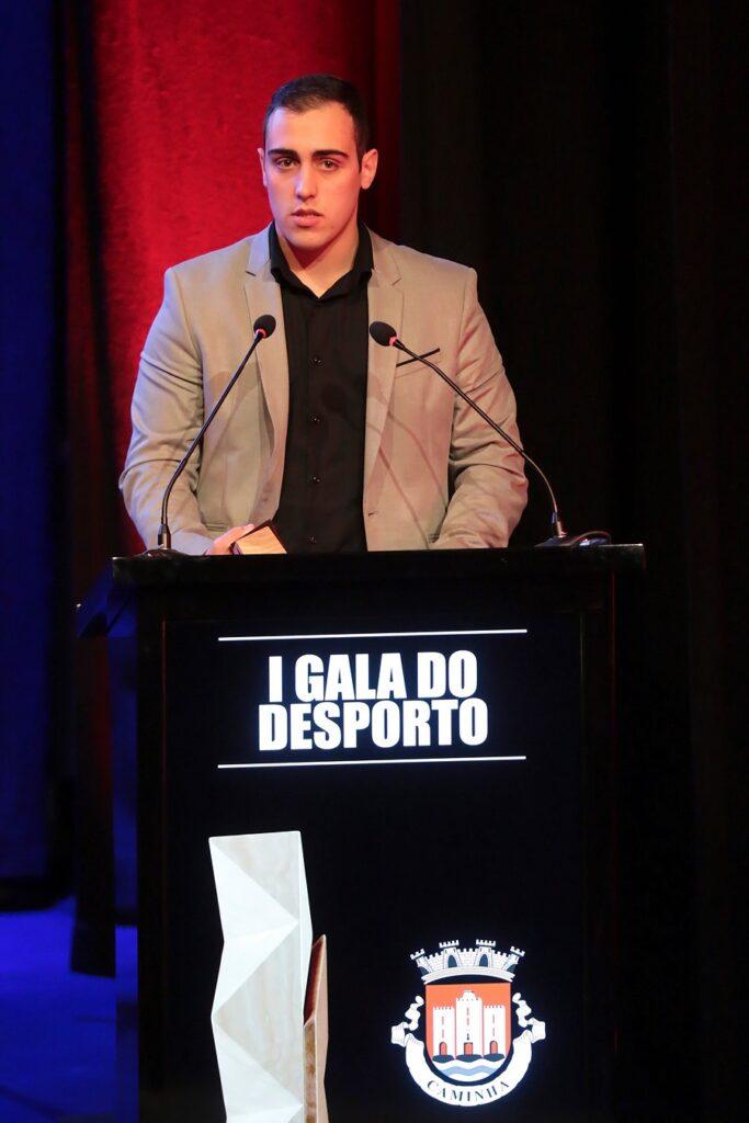 Caminha distinguiu entidades e agentes desportivos com Troféu Ínsua na primeira gala do desporto