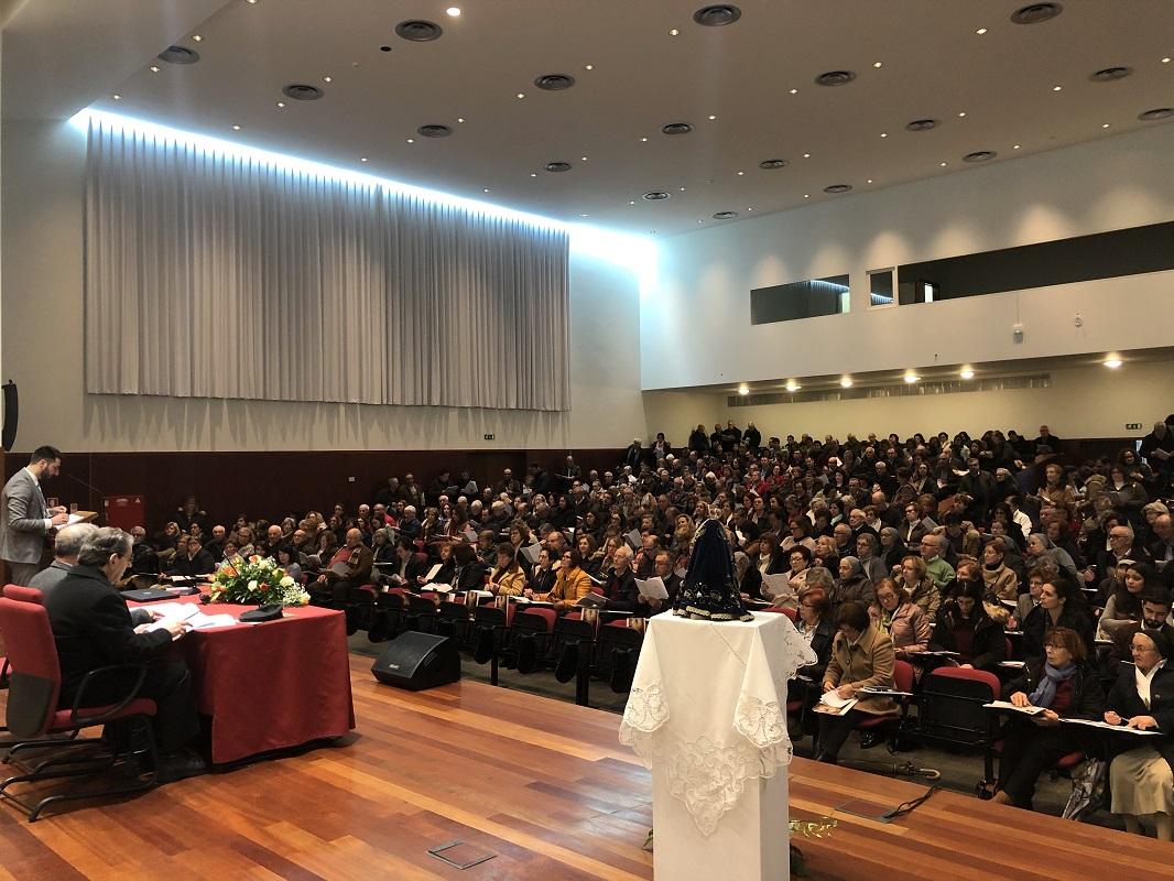 Encontro de Liturgia de Viana reuniu mais de 680 pessoas