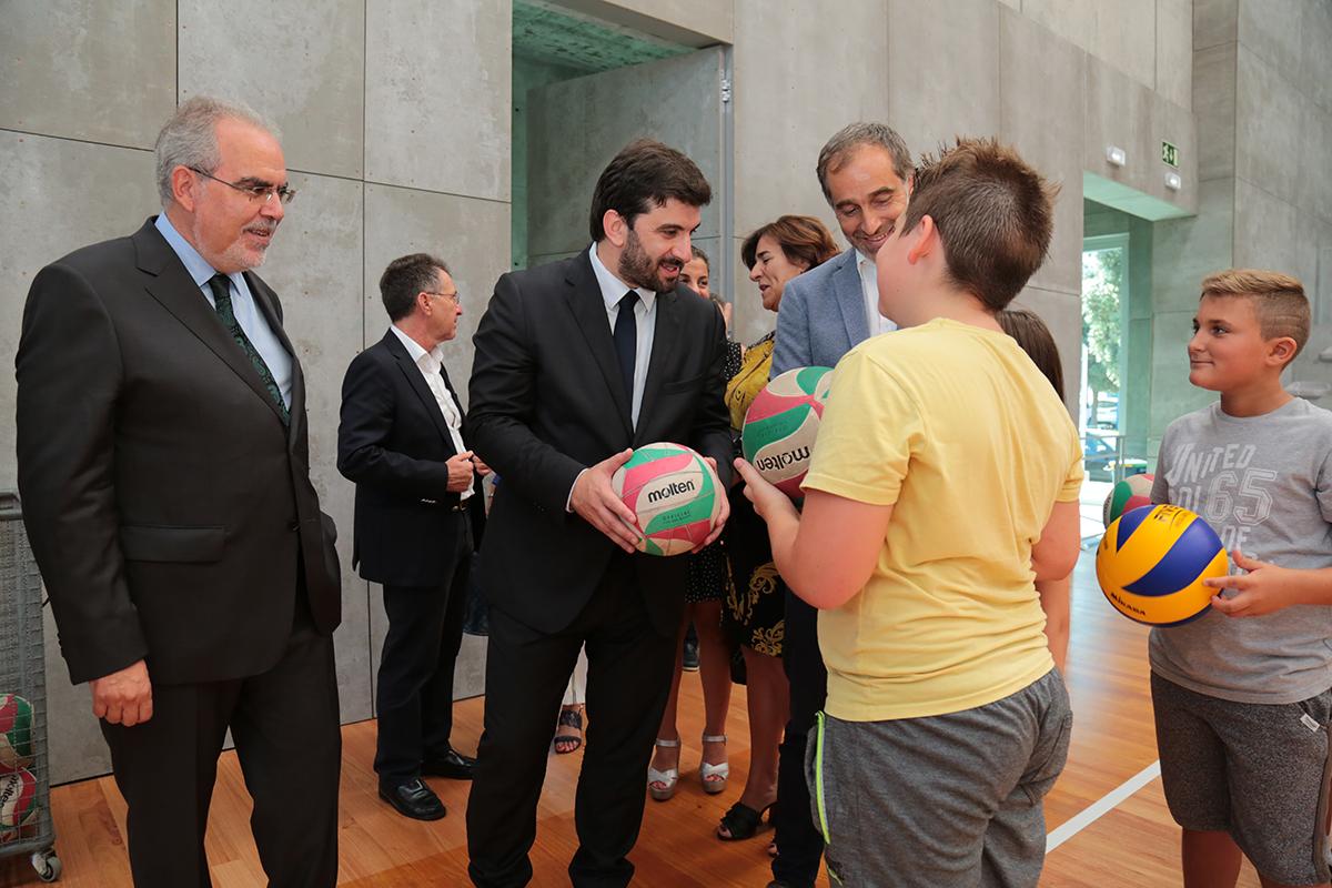 O Instituto Português do Desporto e Juventude lança 4.ª edição do Programa de Reabilitação de Instalações Desportivas