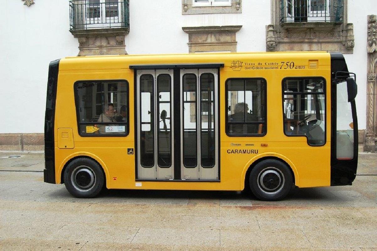 Mini-autocarros elétricos de Viana do Castelo transportam mais de meio milhão de passageiros, em 14 anos