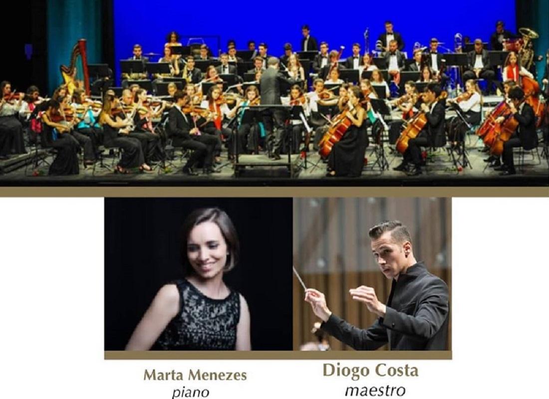 Concerto Arte Sinfónica | Orquestra ARTEAM dia 17 no Teatro Municipal Sá de Miranda
