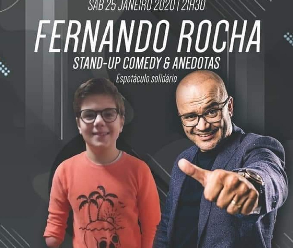 Grande procura de bilhetes transfere espetáculo solidário de Fernando Rocha para pavilhão desportivo de Caminha