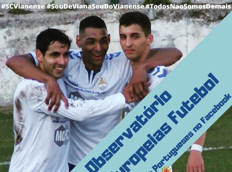 Página de Facebook do Sport Clube Vianense é 49ª entre as 1.500 de clubes do todo o país