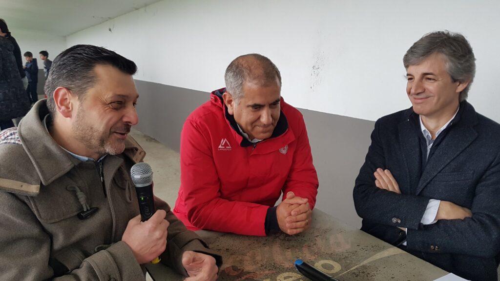 Viana em Movimento: U F de Torre e Vila Mou – Aniversário doTorre Sport Clube.