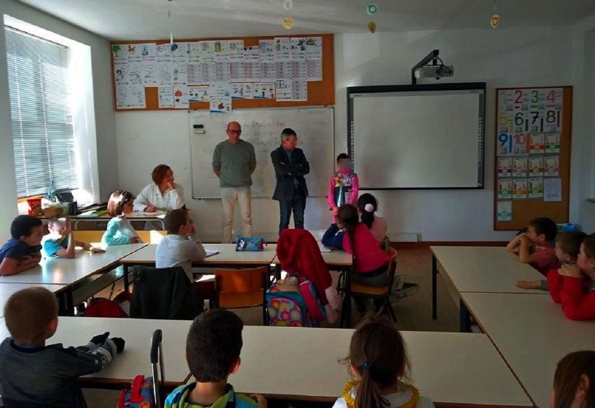 Presidente de Câmara de Vila Nova de Cerveira ouve sugestões de 170 crianças do 1º ciclo