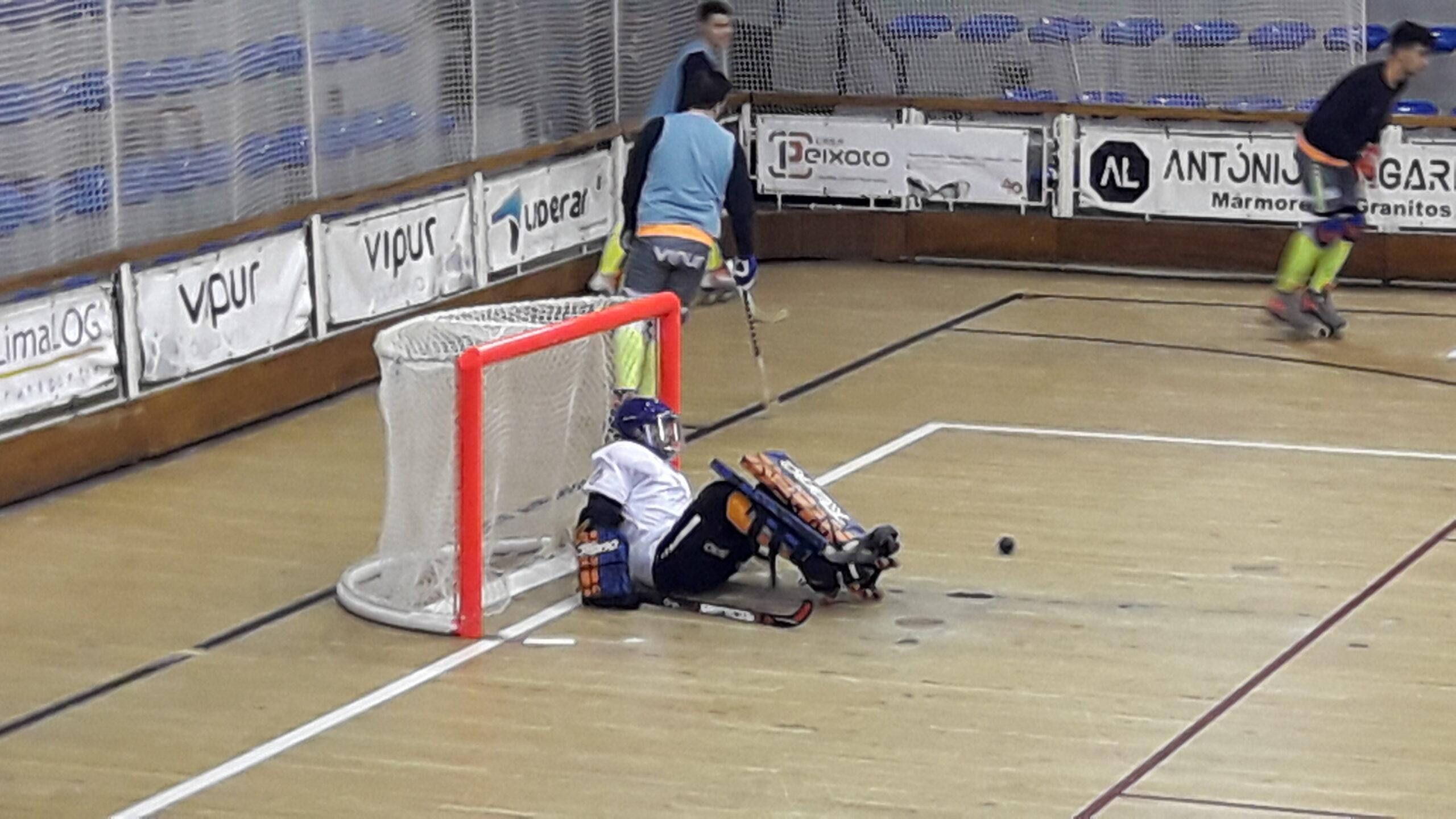 Hóquei em patins: Juventude de Viana perde em Valongo e afunda-se na classificação