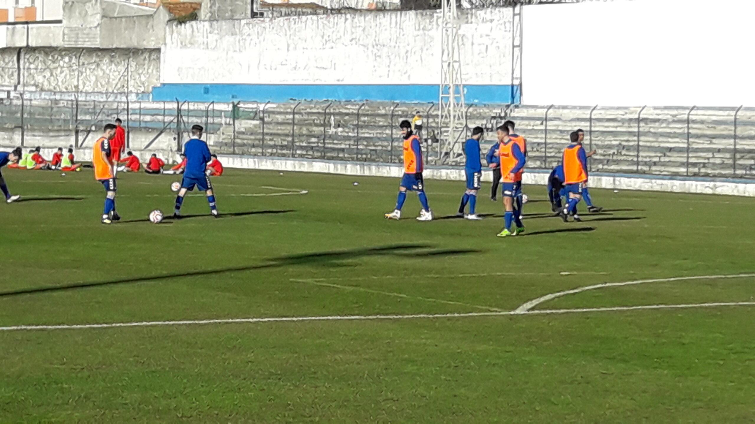 Futebol distrital: SC Vianense vence em Monção e segura a liderança dividida com o Atlético dos Arcos