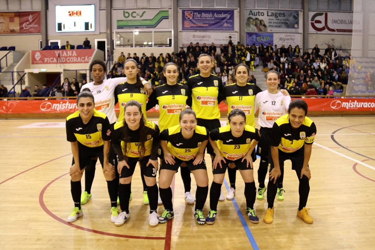 Santa Luzia FC vence Vermoim e continua na liderança da fase de apuramento de campeão