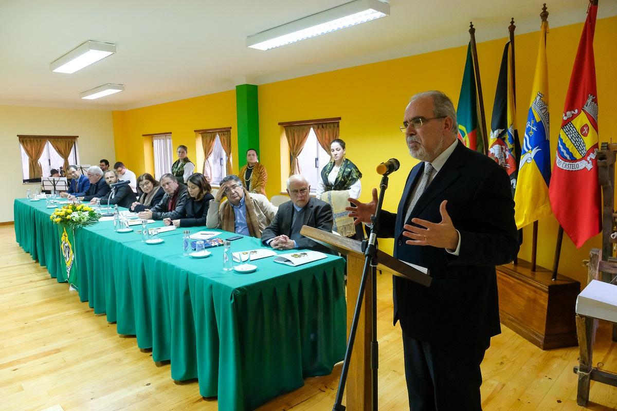 Sessão solene marca início das comemorações dos 50 anos do Grupo Folclórico de São Paulo de Barroselas