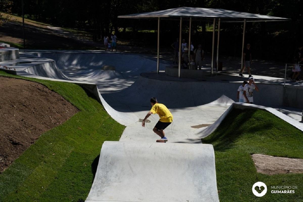 Parques geriátrico, de skate e voleibol de praia criados até ao verão em Viana