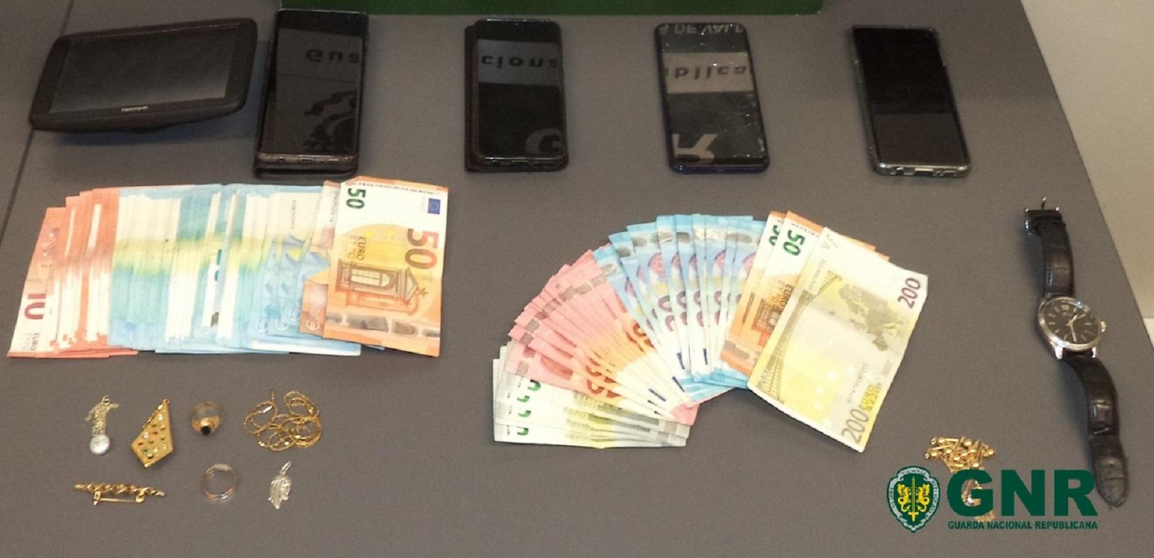 Quatro jovens vão aguardar julgamento na cadeia por furtos a lojas de Ponte de Lima