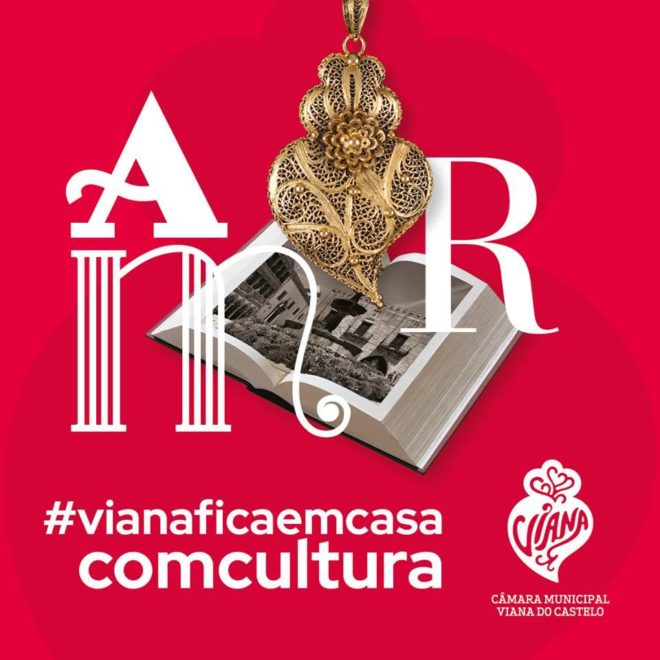 """Câmara lançou hoje projeto """"Viana Fica em casa com Cultura"""""""