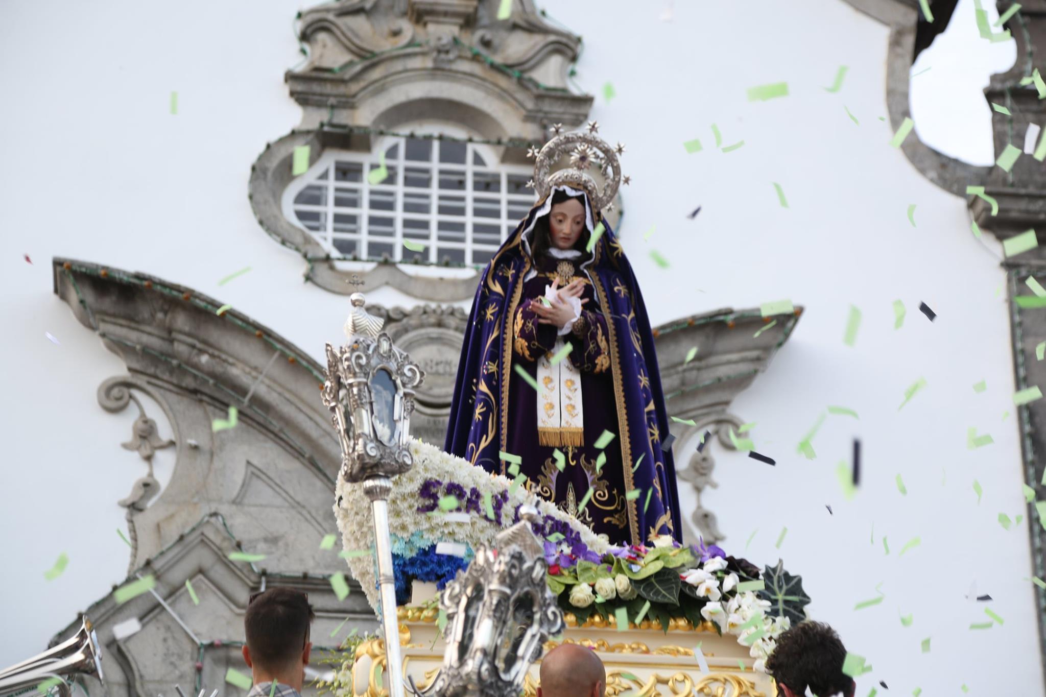 Pandemia interrompe 248 anos de festa da Rainha das Romarias de Portugal