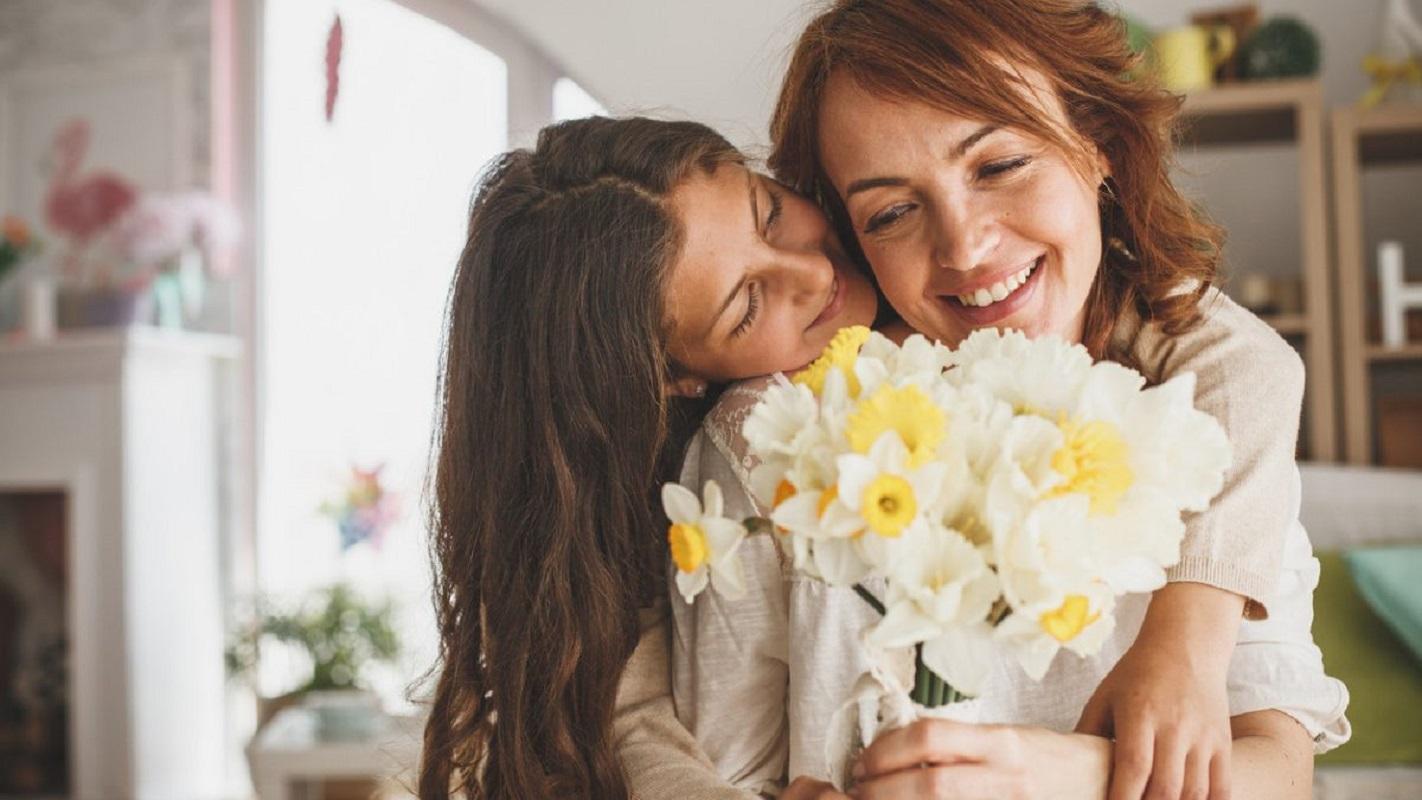 Hoje é o Dia da Mãe
