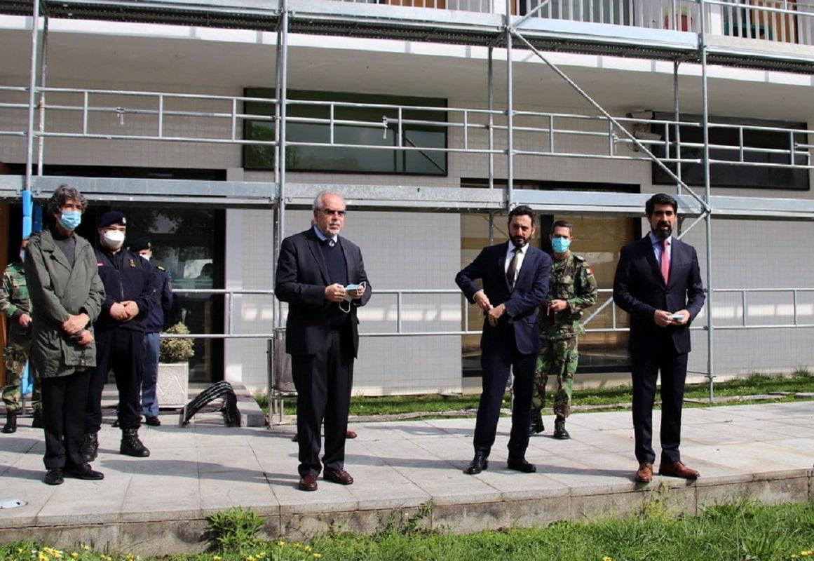 Desativado no final do mês centro de acolhimento para idosos com covid-19 instalado na Pousada da Juventude de Viana