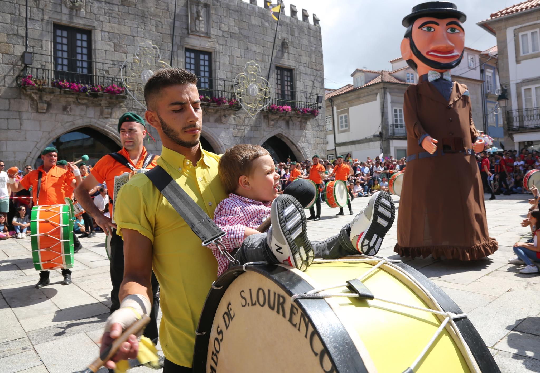 Festas d'Agonia vão sentir-se nas ruas de Viana através conteúdos disponibilizados através de QR Code