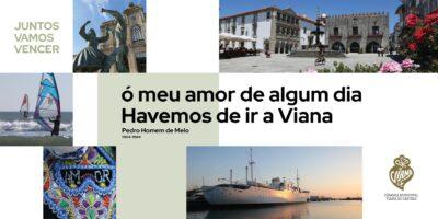 Viana Welcome Centre – Posto Municipal de Turismo de Viana do Castelo reabre esta terça-feira