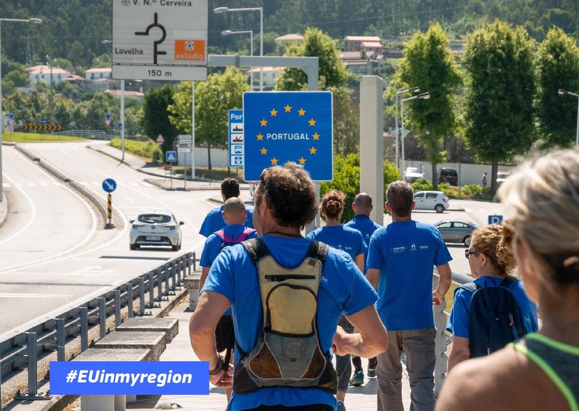 Eurocidade Cerveira-Tomiño é um dos projetos vencedores de campanha financiada pela União Europeia