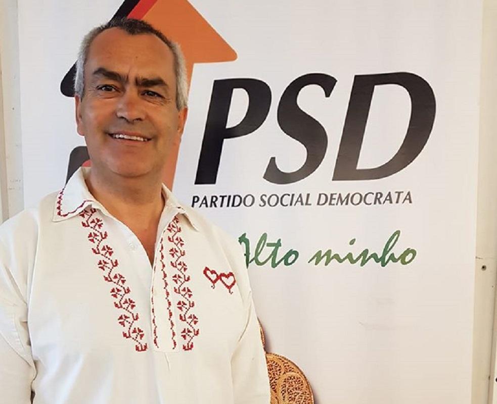 Olegário Gonçalves é o único candidato na corrida à liderança da distrital do PSD de Viana do Castelo